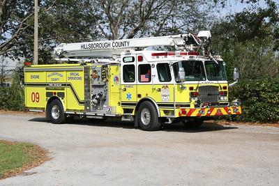 HILLSBOROUGH COUNTY FL, ENGINE CO. 9