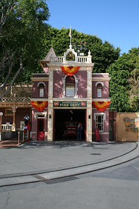 Disneyland Fire Station 105