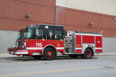 ENGINE CO. 116