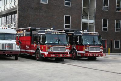5-1-1 & 5-1-2 at the fire academy