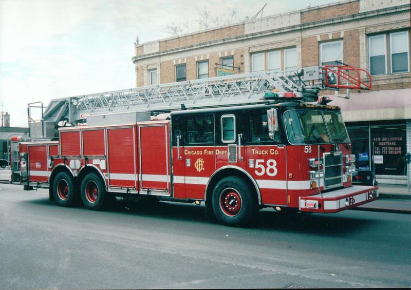 Truck Co. 58