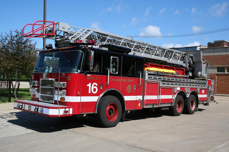 Truck Co. 16