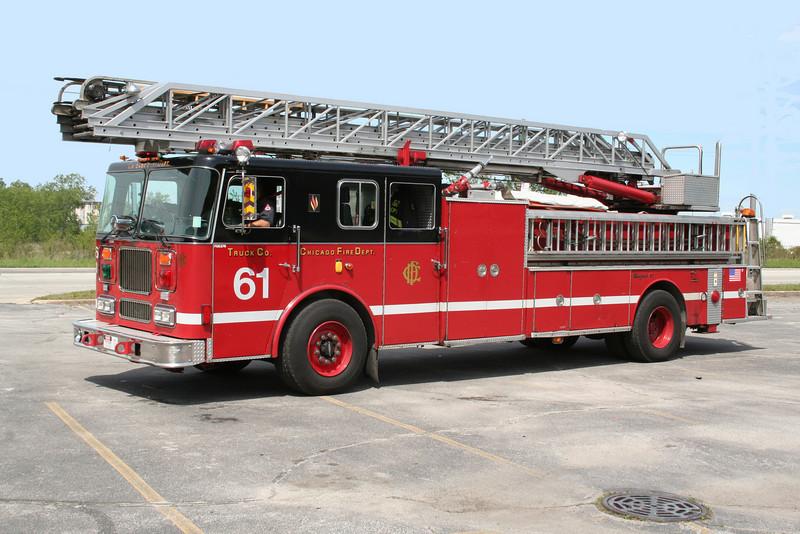 Truck Co. 61