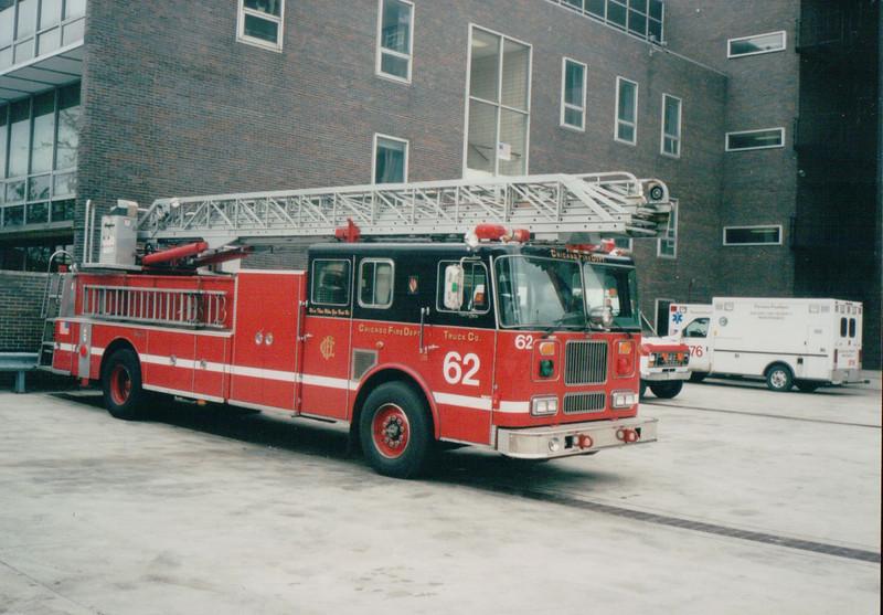 Truck Co. 62