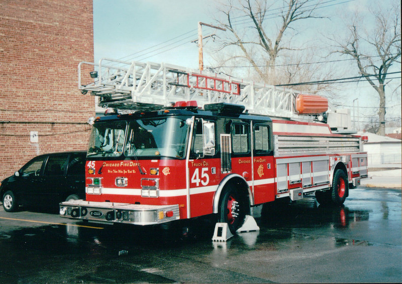 Truck Co. 45