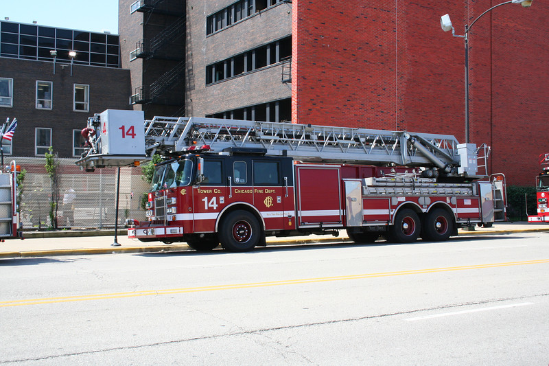TOWER LADDER CO. 14
