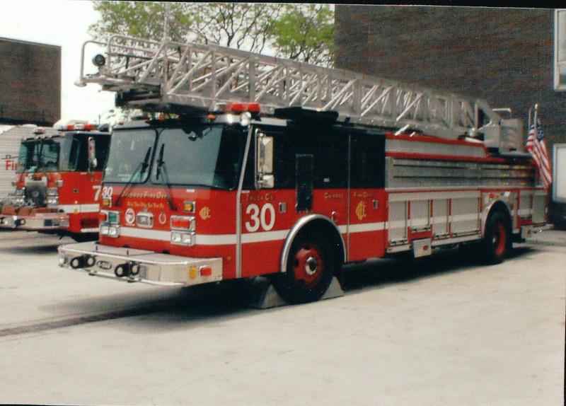 Truck Co. 30