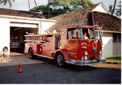 CLASSIC FIRE APPARATUS