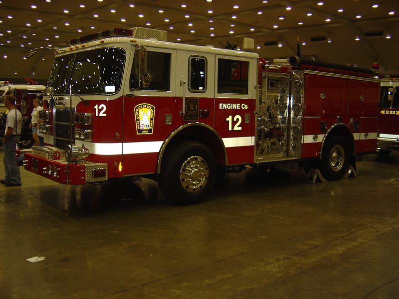 DCFD ENGINE CO. 12