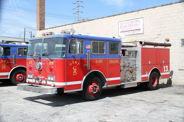 FIRE APPARATUS VOLUME 2