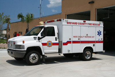 BREVARD COUNTY MASS CASUALTY