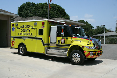 HILLSBOROUGH COUNTY, RESCUE 12 (refurbished/new chassis)