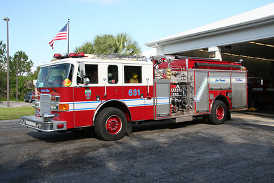 EAST MANATEE, ENGINE CO. 631