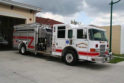 NORTH PORT PUMPER 81