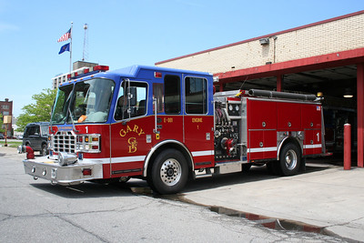 GARY IN, ENGINE CO. 1