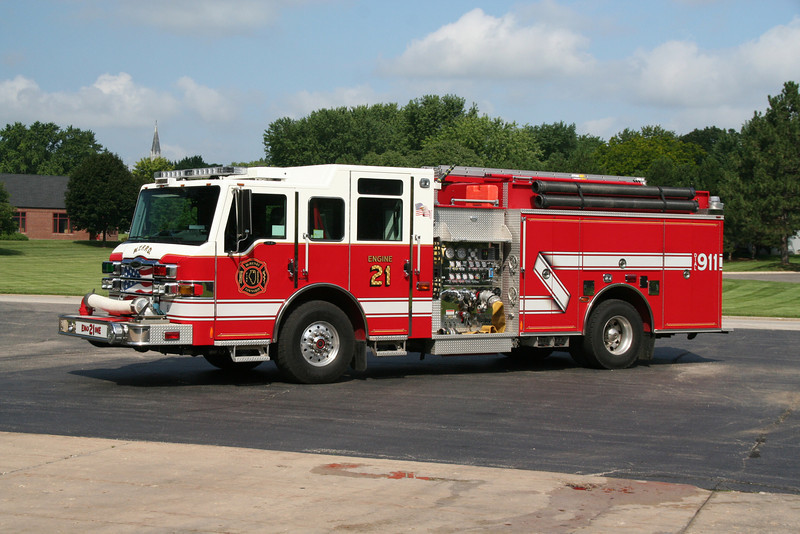 McHENRY TOWNSHIP, ENGINE CO. 21