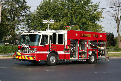 LEMONT ENGINE CO. 911