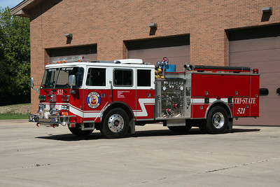 TRI-STATE FPD, ENGINE CO. 521