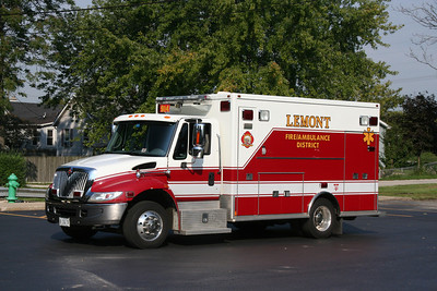 LEMONT AMBULANCE 914