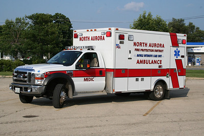 NORTH AURORA MEDIC 522