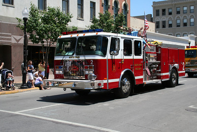 SOUTH PARK ENGINE 2 (NOW AURORA TOWNSHIP FIRE)