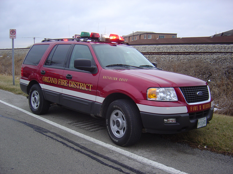 ORLAND FPD BATTALION CHIEF