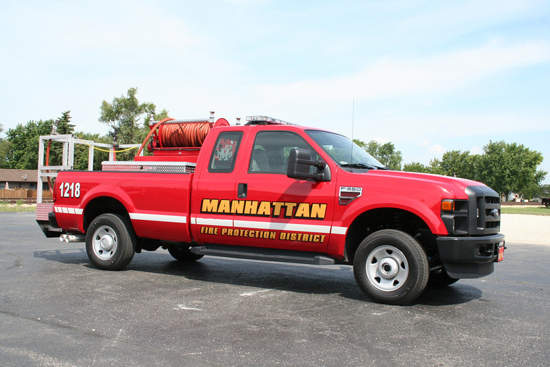 MANHATTAN BRUSH BUGGY 1218