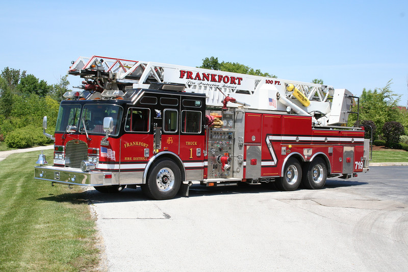 FRANKFORT TRUCK CO. 719 (O.O.S. 5/2008)