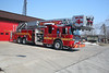 Orland FPD  Tower Ladder 1, 2008 Pierce 100' 1500/400