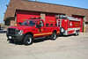 ORLAND FPD 6077 & TECHNICAL RESCUE TRAILER