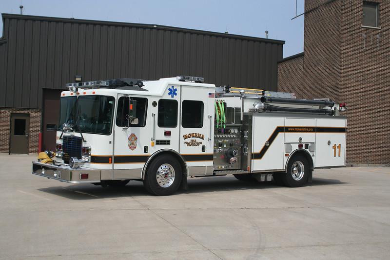 MOKENA FPD ENGINE CO. 11