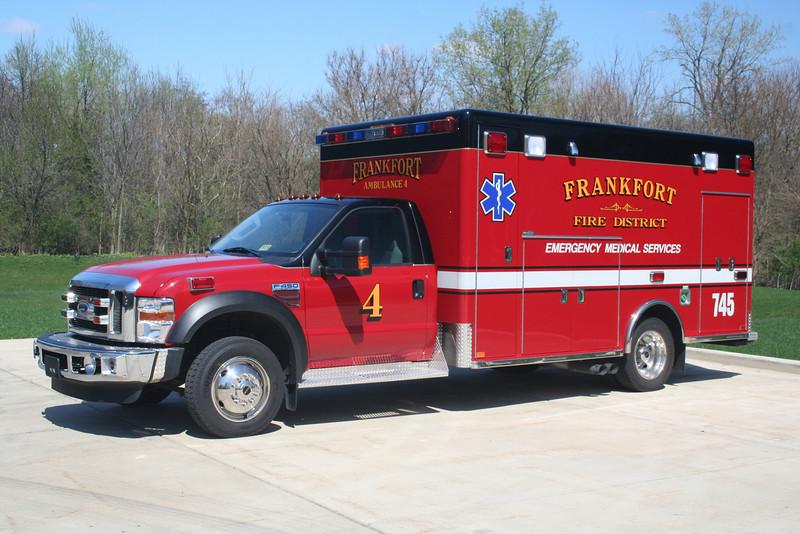 FRANKFORT AMB. 4