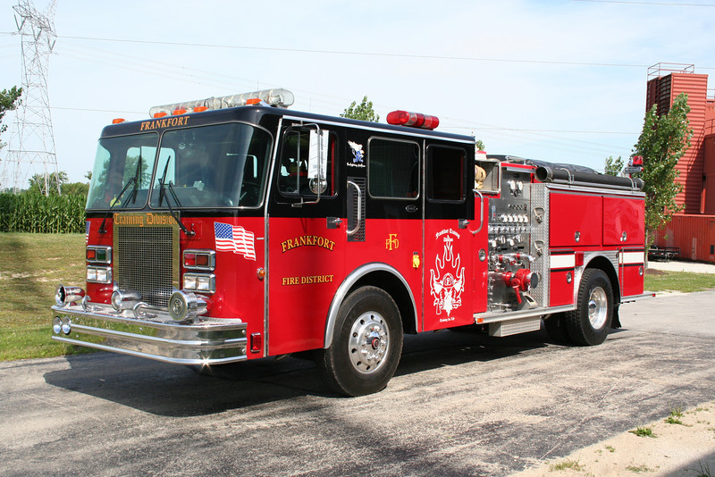 FRANKFORT ACADEMY ENGINE