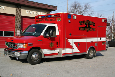 THORNTON AMBULANCE 760
