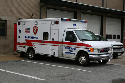 HOMEWOOD AMBULANCE 562