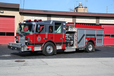 THORNTON ENGINE CO. 777