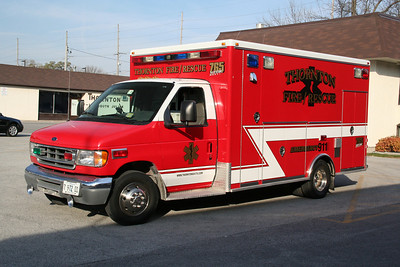 THORNTON AMBULANCE 765