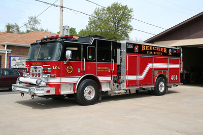 BEECHER ENGINE CO. 404
