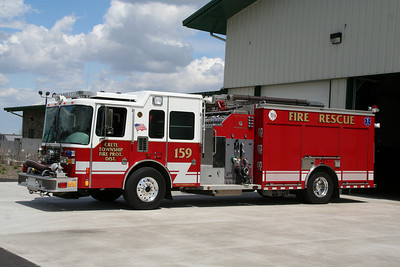 CRETE TWP. ENGINE CO. 159