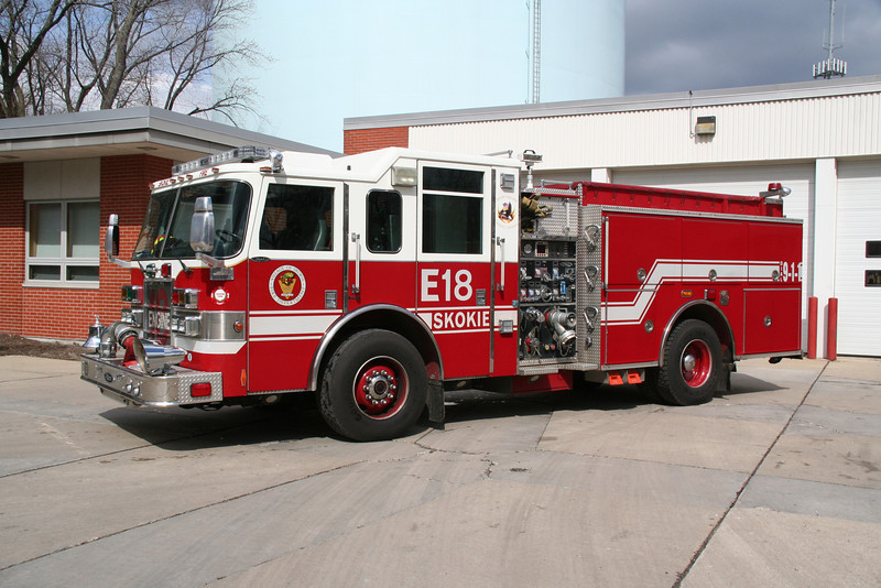 SKOKIE, ENGINE CO. 18