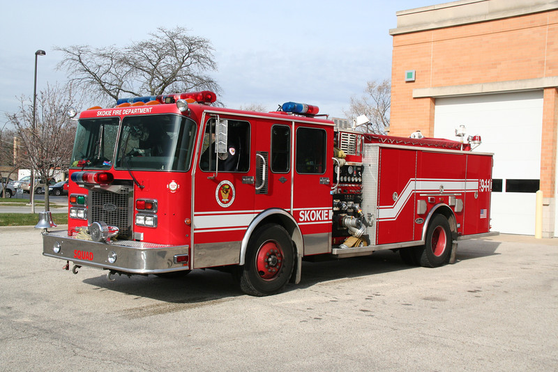 SKOKIE SQUAD CO. 17-R