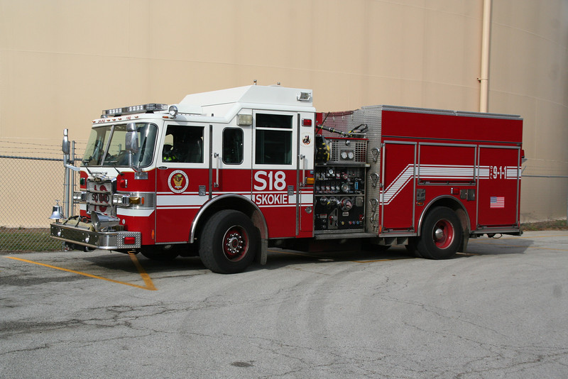 SKOKIE, SQUAD CO. 18