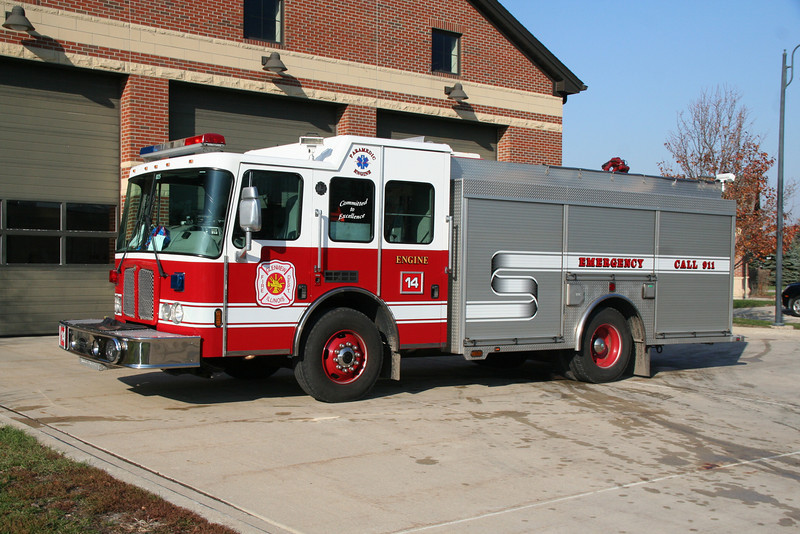 GLENVIEW ENGINE CO. 14