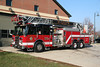 GLENVIEW TRUCK CO. 14 (spare rig) & NORTHFIELD TRUCK CO. 29