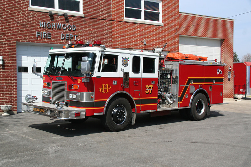 HIGHWOOD, ENGINE CO. 37