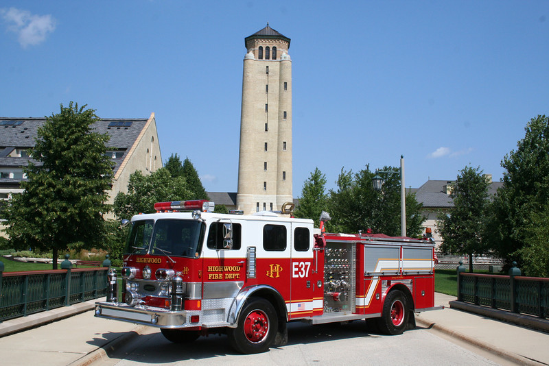 HIGHWOOD ENGINE CO. 37