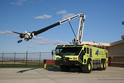CENTRAL ILLINOIS REGIONAL AIRPORT, BLOOMINGTON. ARFF 1