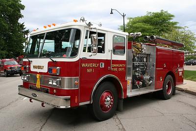 WAVERLY ENGINE CO. 1