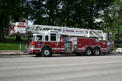 CHARLESTON TOWER LADDER 309 (MABAS 26)