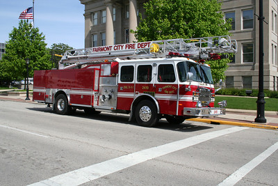 FAIRMONT CITY TRUCK CO. 2419 (MABAS 23)